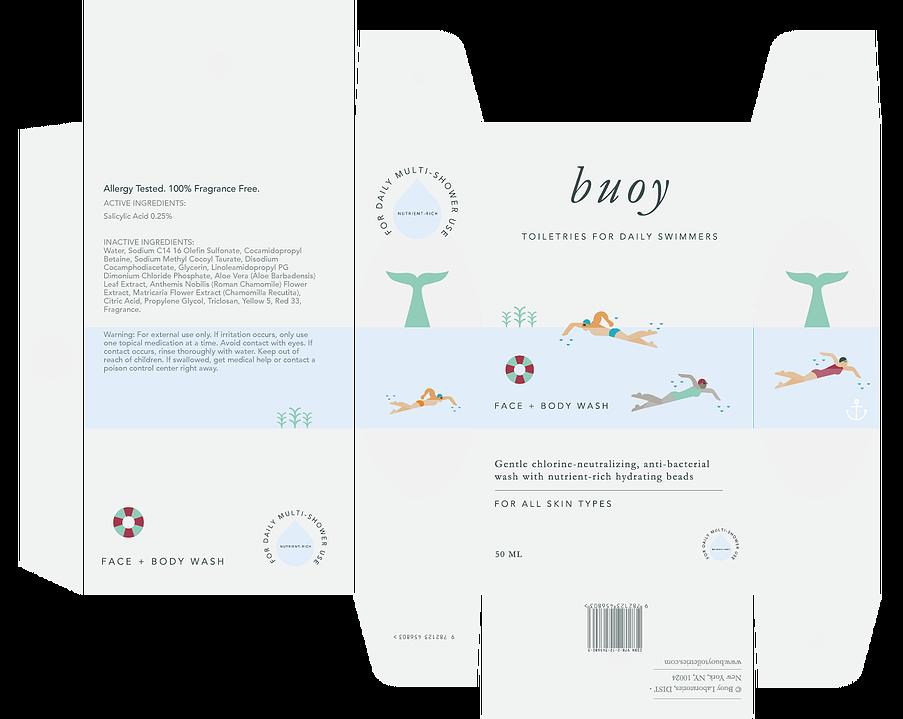 Faris Habayeb Buoy Flat Package